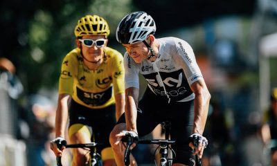 Tour - Geraint y Froome JoanSeguidor