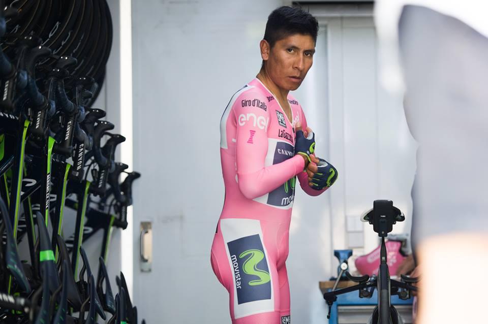 Ciclistas colombianos contrarreloj JoanSeguidor