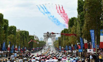 El recorrido del Tour de Francia - JoanSeguidor