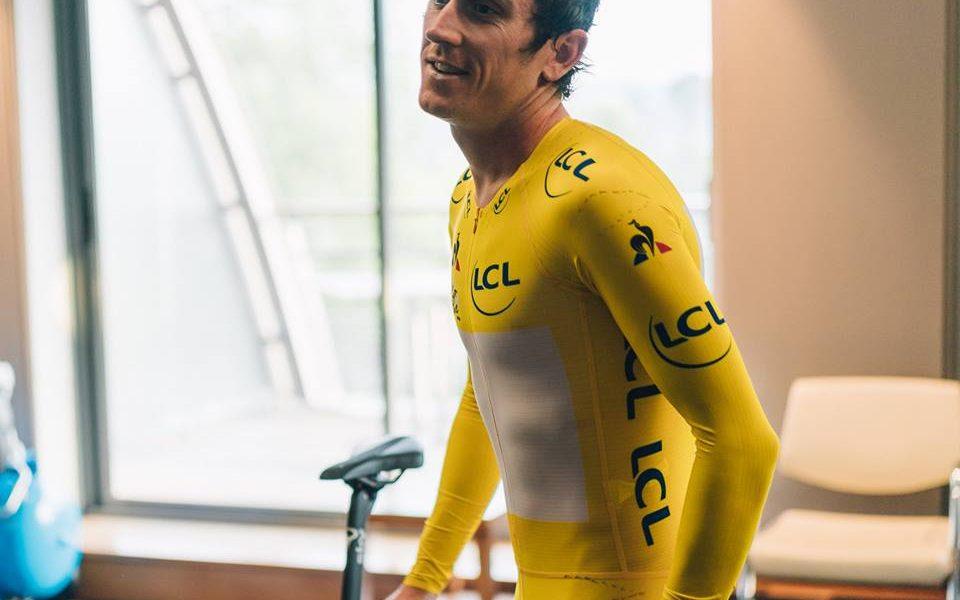 Ciclismo en pista - Geraint Thomas JoanSeguidor
