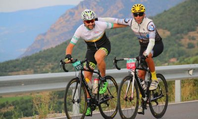 La Cerdanya Cycle Tour puerto JoanSeguidor