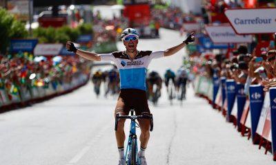La Vuelta - Gallopin JoanSeguidor