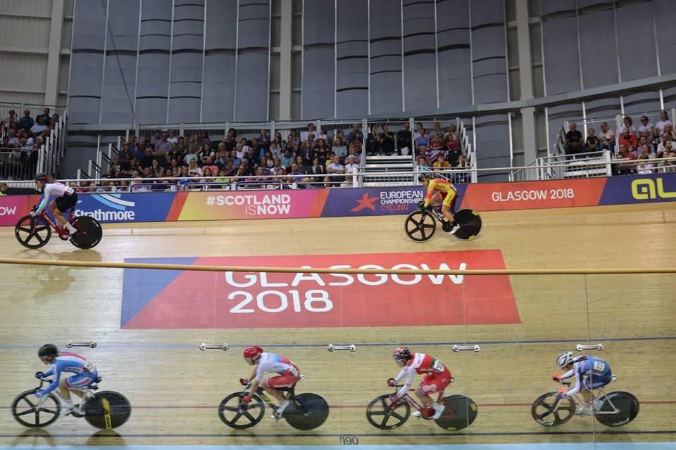 Ciclismo en pista España JoanSeguidor