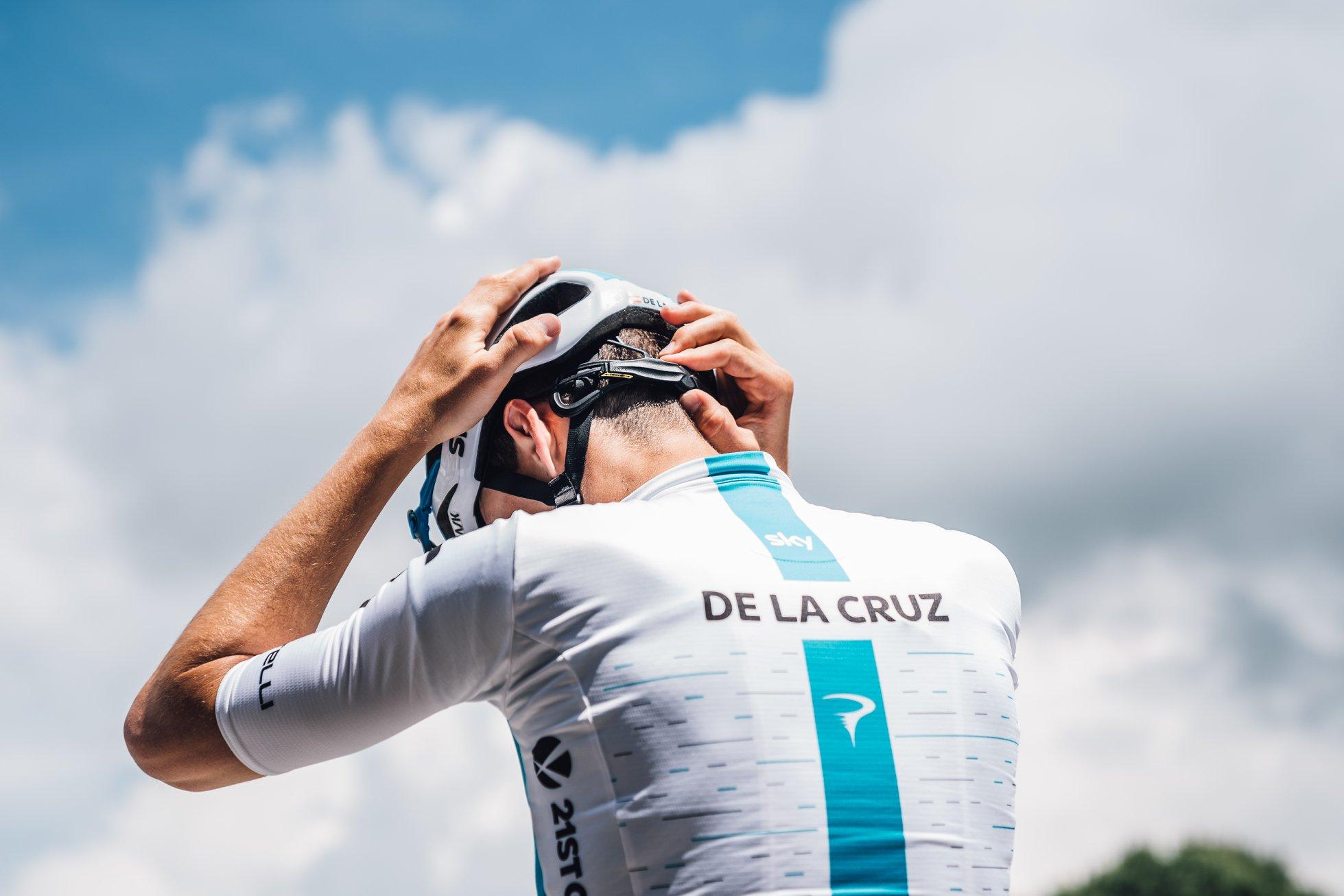 David de la Cruz - Vuelta España JoanSeguidor