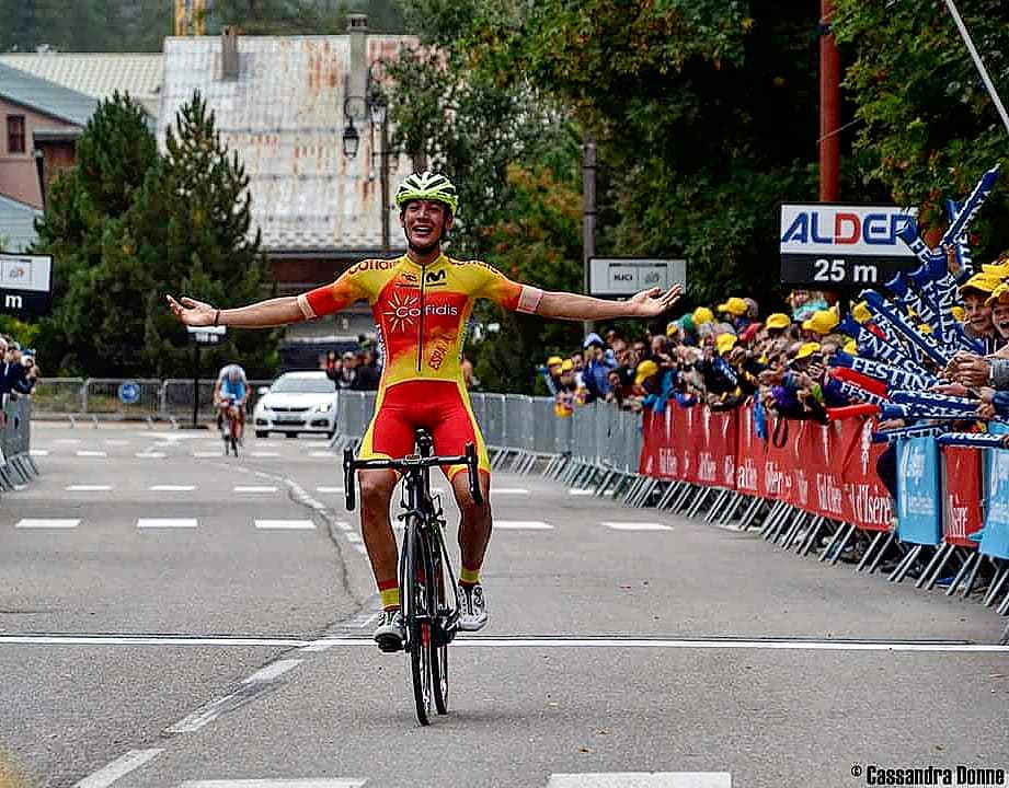 Fernando Barceló Tour de Porvenir JoanSeguidor