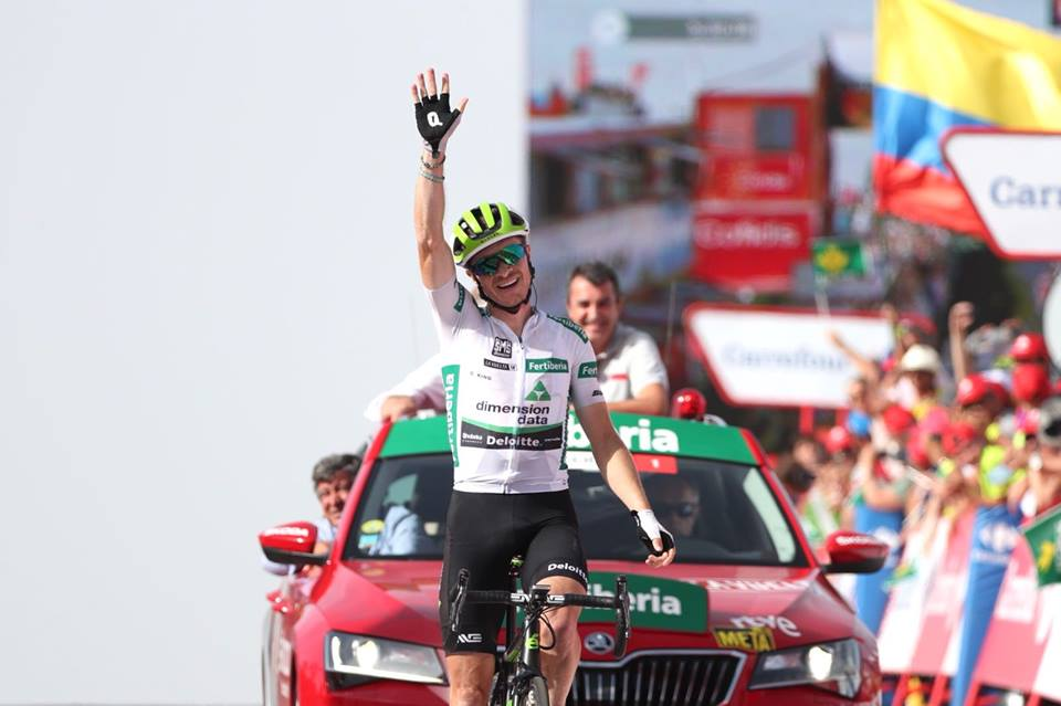 La Vuelta - Ben King - La Covatilla JoanSeguidor