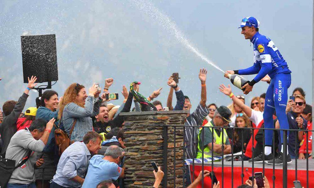 relevo ciclismo español - Enric Mas JoanSeguidor