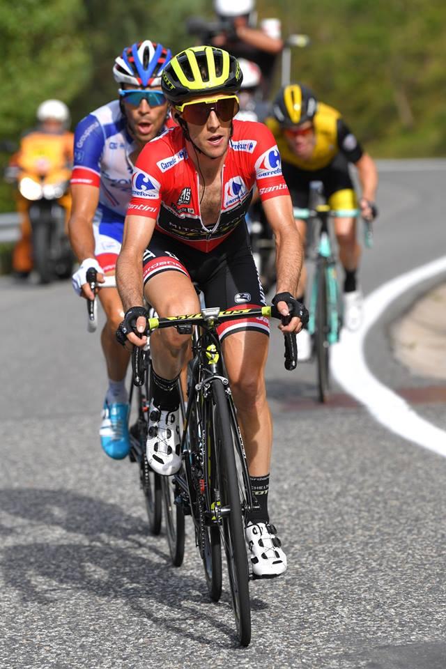 La Vuelta - Simon Yates JoanSeguidor