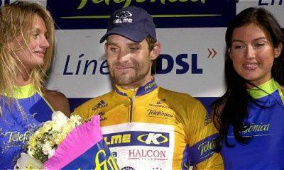 Santiago Botero lider La Vuelta JoanSeguidor