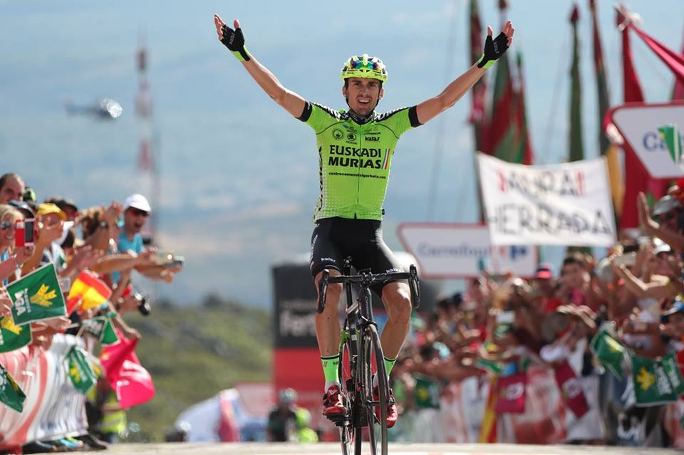 Oscar Rodríguez- La Vuelta JoanSeguidor