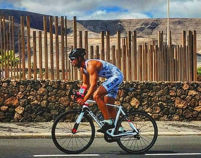 bicicleta por Lanzarote JoanSeguidor