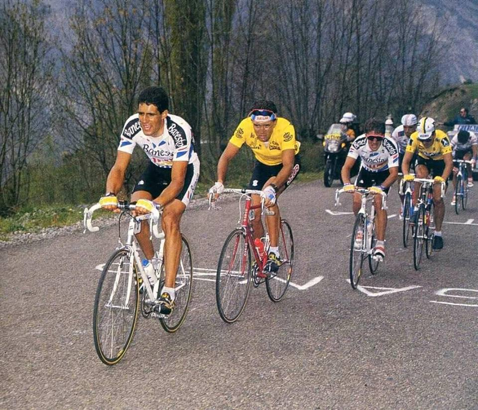 ciclista español Miguel Indurain