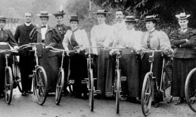 Ciclistas pioneras JoanSeguidor