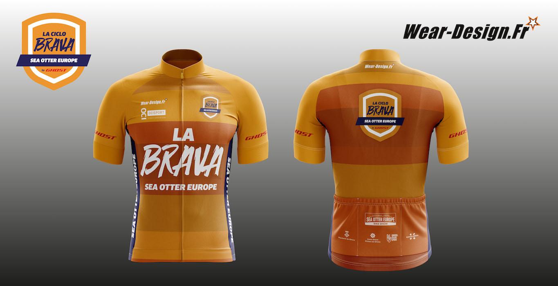 La Brava cicloturista maillot JoanSeguidor