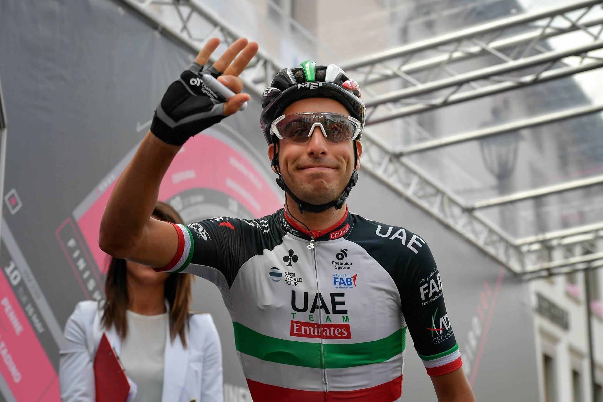 UAE Emirates Fabio Aru JoanSeguidor