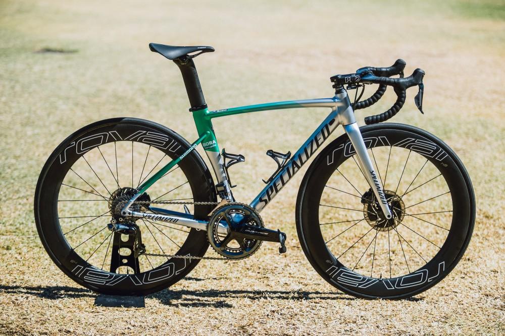 Bicicleta de aluminio de Peter Sagan JoanSeguidor
