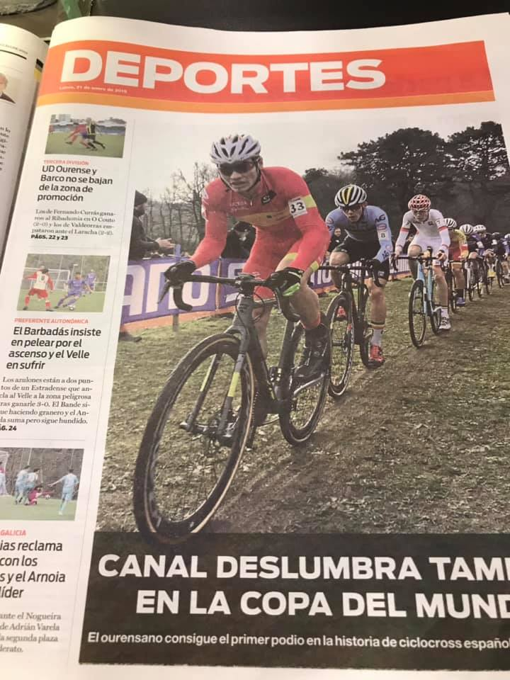 Ciclocross carlos Canal JoanSeguidor