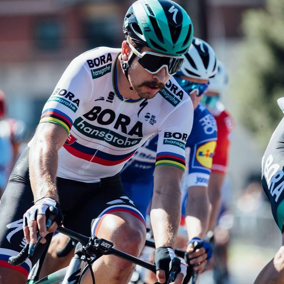 Peter Sagan bicicleta de aluminio JoanSeguidor