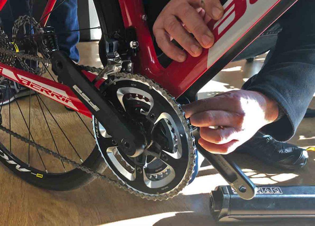 bateria electrica bicicleta berria