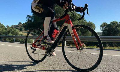 biciccleta hybrid berria electrica