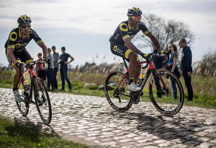 Ciclismo patrocinio Total JoanSeguidor