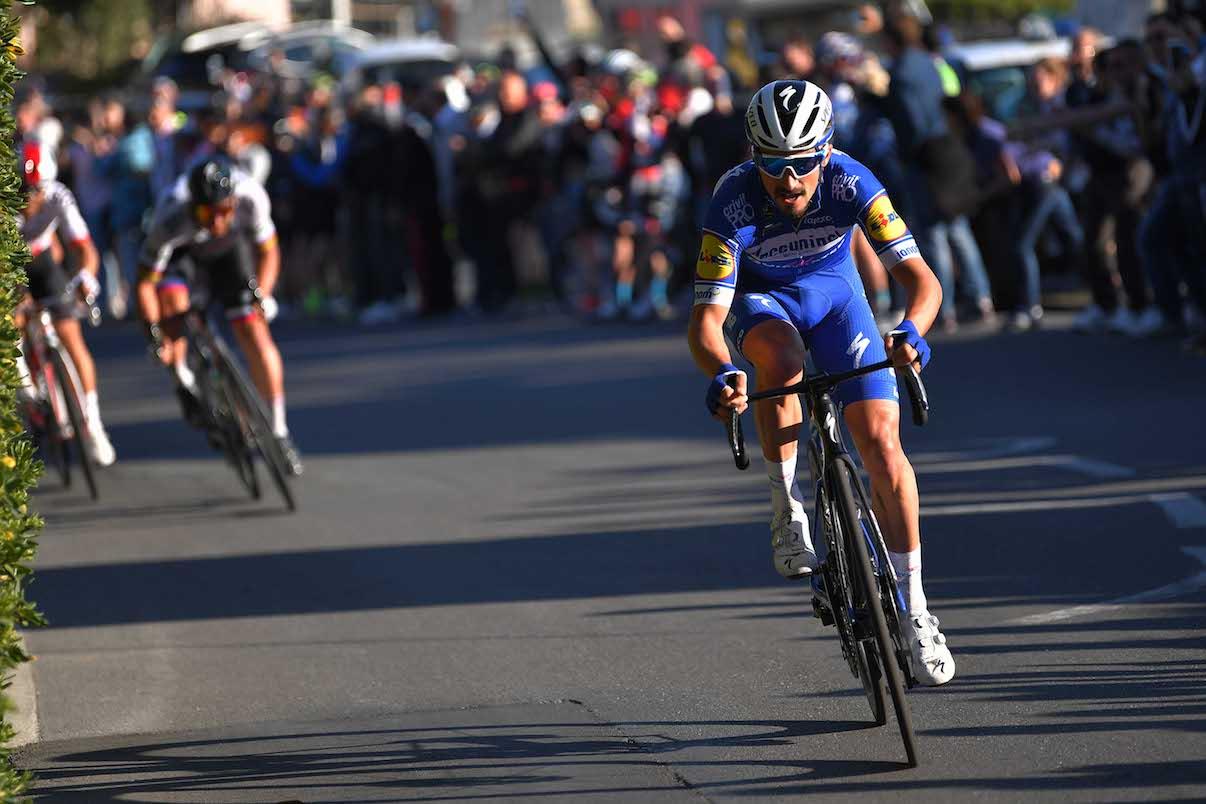 Julian Alaphilippe Milán-San Remo JoanSeguidor
