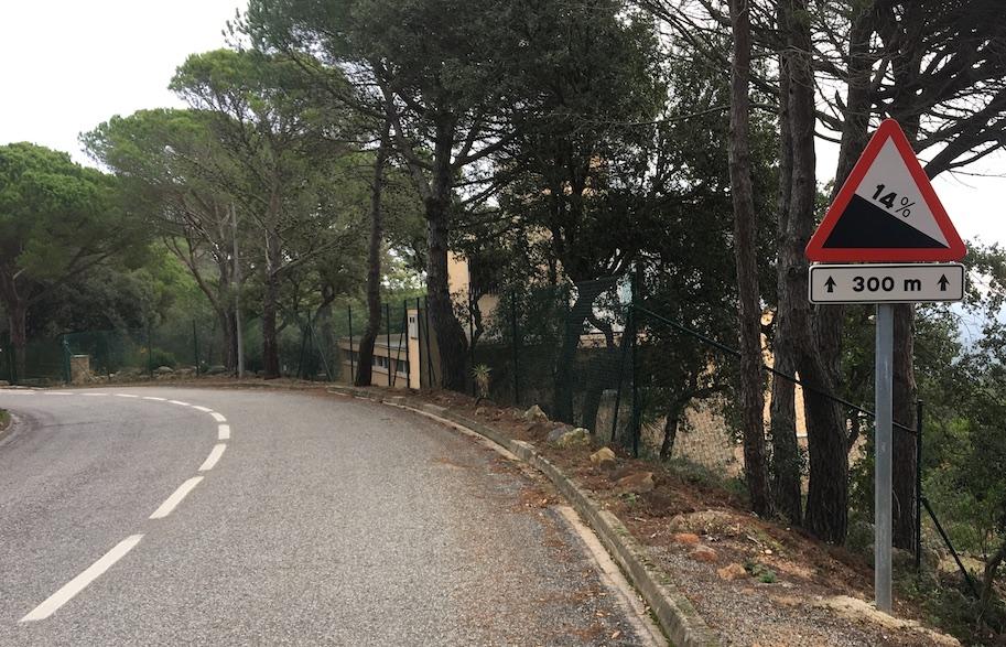 Sant Grau Ardenya carretera JoanSeguidor