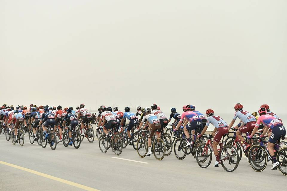 ciclismo UAE Tour JoanSeguidor