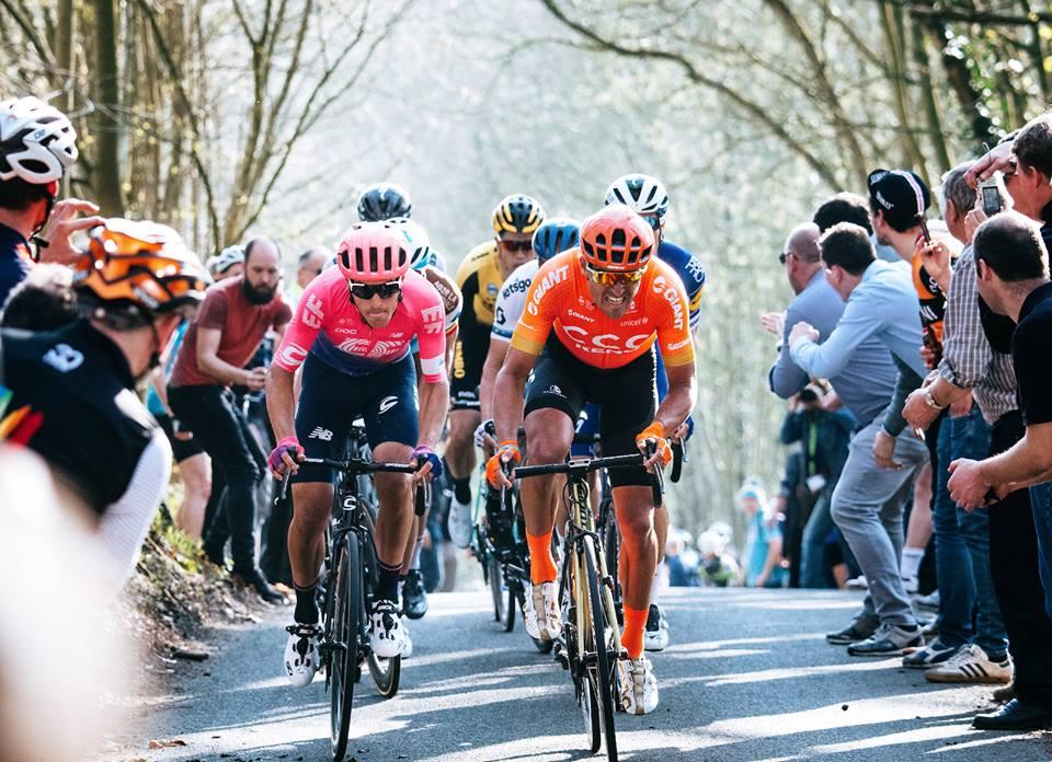 ciclismo femenino Alberto Bettiol Flandes JoanSeguidor