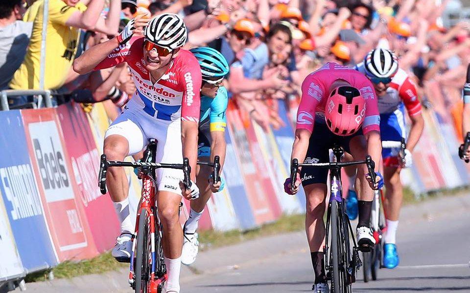 Amstel Gold Race Mathieu Van der Poel JoanSeguidor