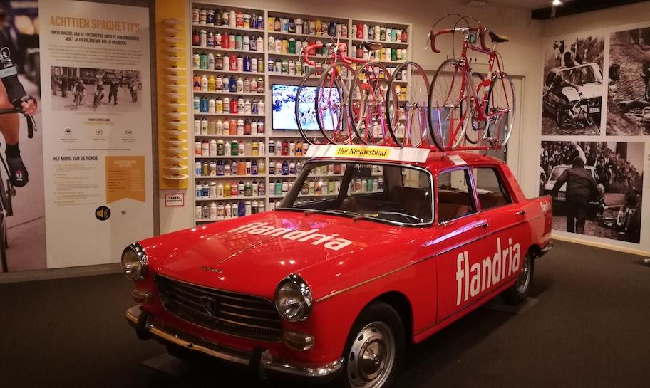 Flandes ciclista Centrum Ronde van Vlaanderen JoanSeguidor
