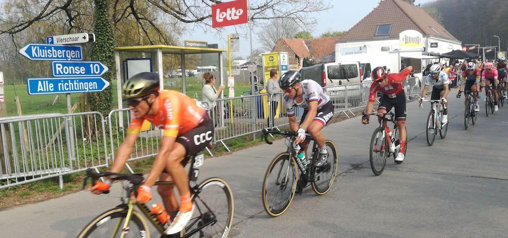 Flandes ciclista De Ronde