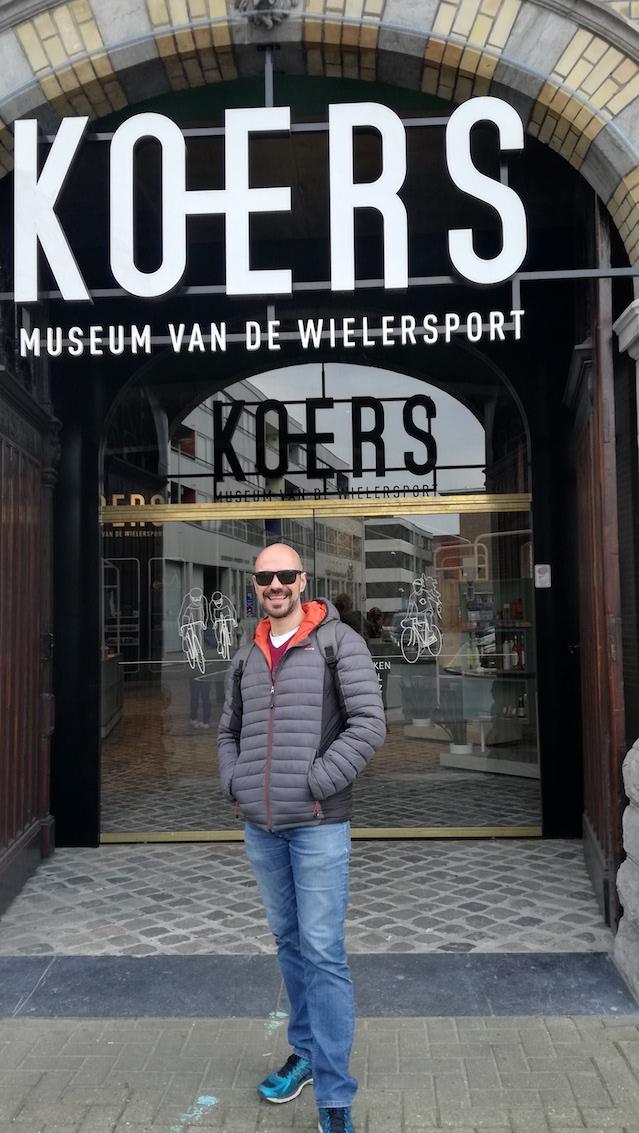 Flandes ciclista Koers JoanSeguidor