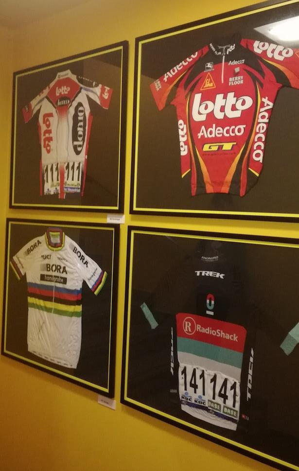 Flandes ciclista Maillots JoanSeguidor