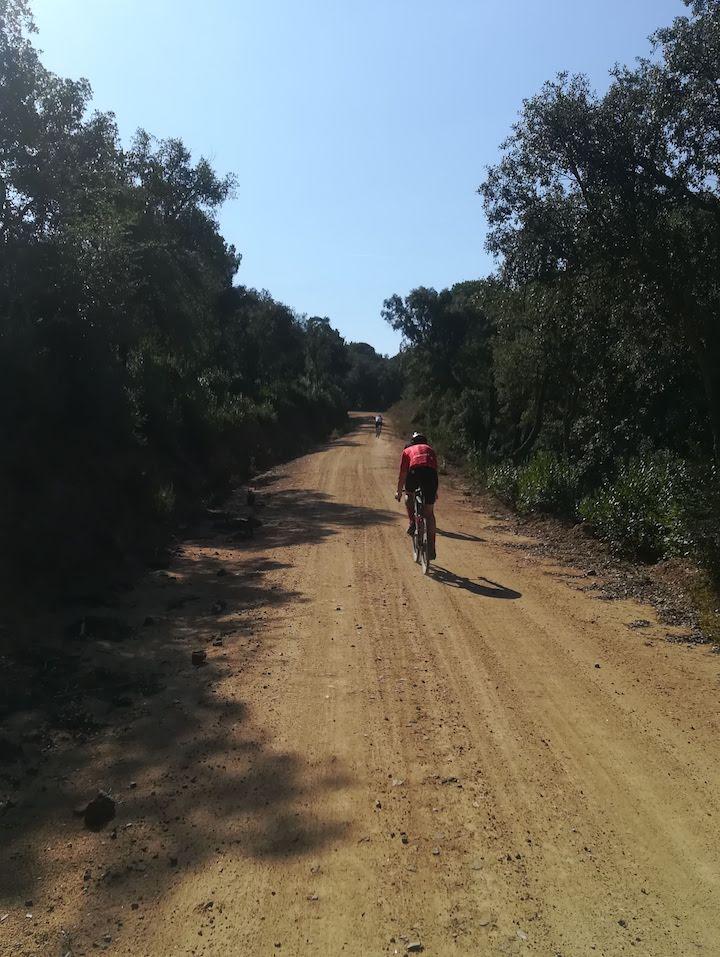 Girona Gravel Ride Montnegre Joanseguidor