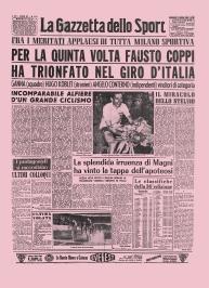 Giro 1953 Coppi