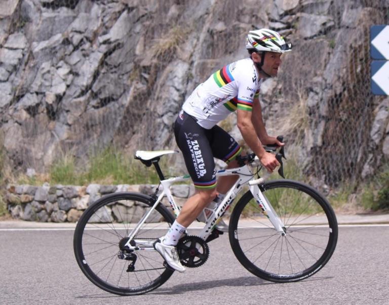 Raul Portillo dopaje ciclismo master JoanSeguidor
