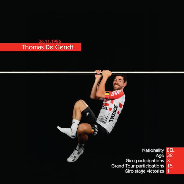 Thomas De Gendt Giro JoanSeguidor
