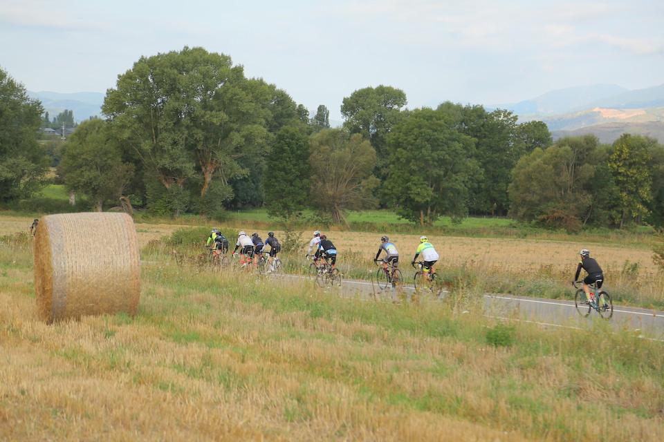 Cedanya Cycle Tour ciclistas JoanSeguidor