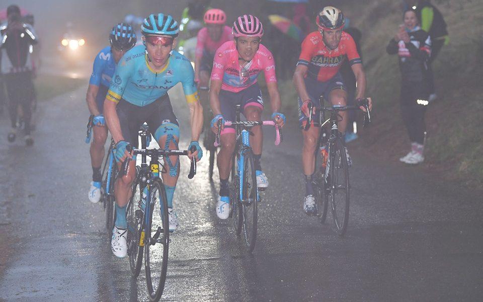 gota fria ciclistas JoanSeguidor