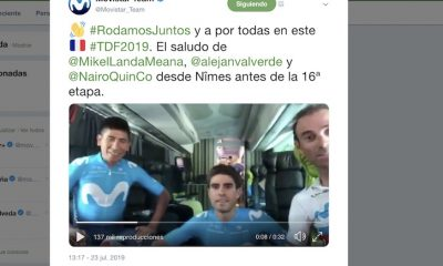 video Movistar Tour JoanSeguidor