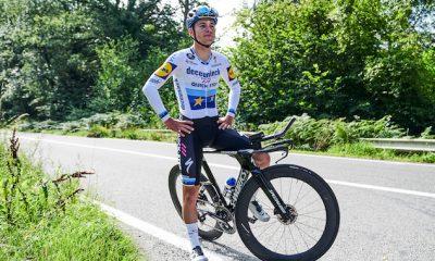 Edad ciclistas Remco Evenepoel JoanSeguidor