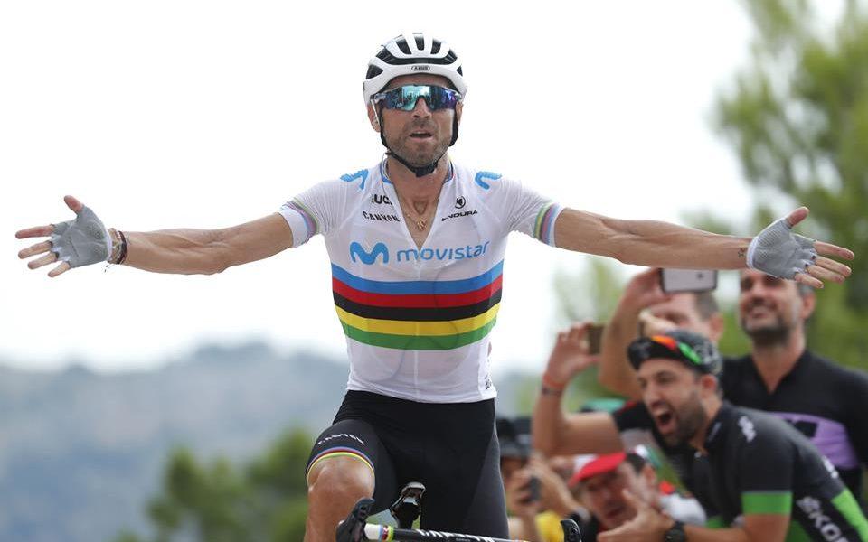 La Vuelta Valverde joanSeguidor