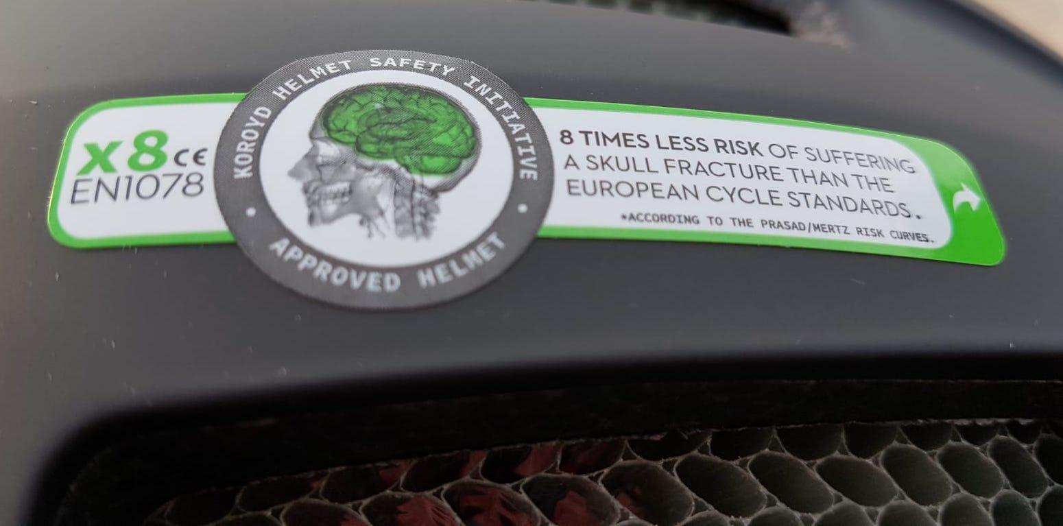 casco endura seguridad JoanSeguidor