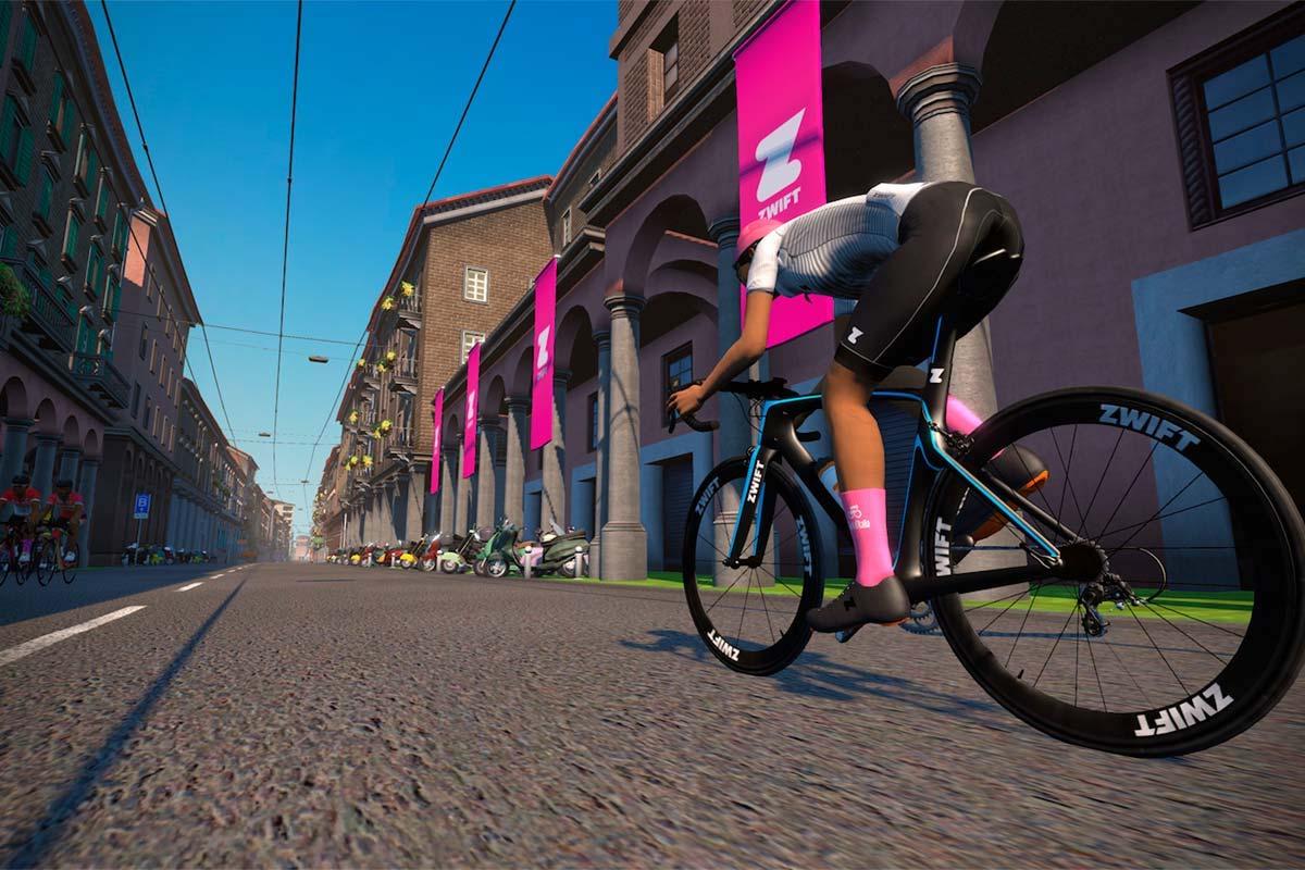 Ciclismo virtual JoanSeguidor