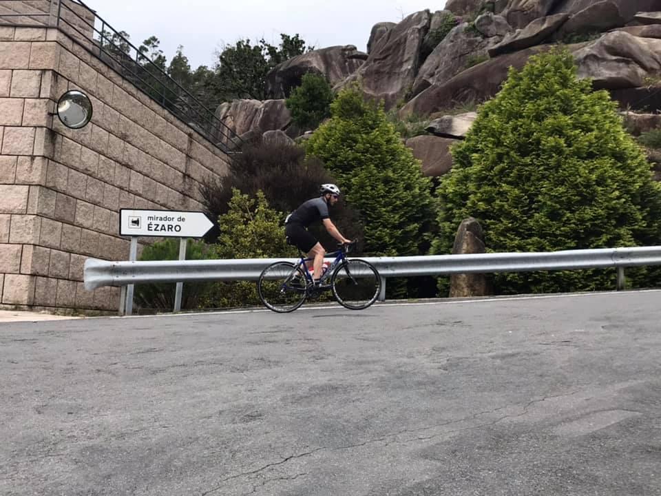 Vuelta 2020 Ezaro JoanSeguidor