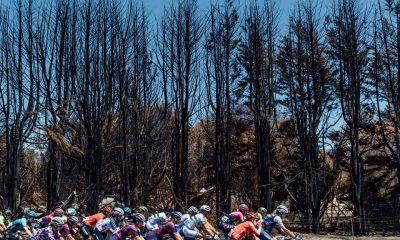 Tour Down under incendios Australia