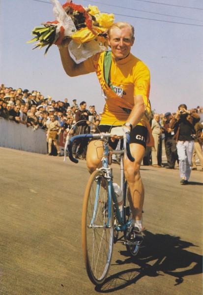 """André Darrigade, considerado el mejor """"starter"""" de la historia del Tour"""