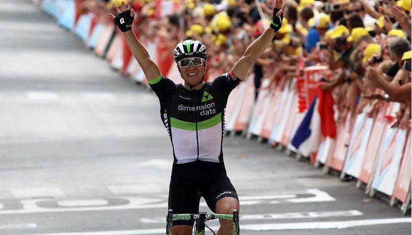 Boasson Hagen gana en el Tour
