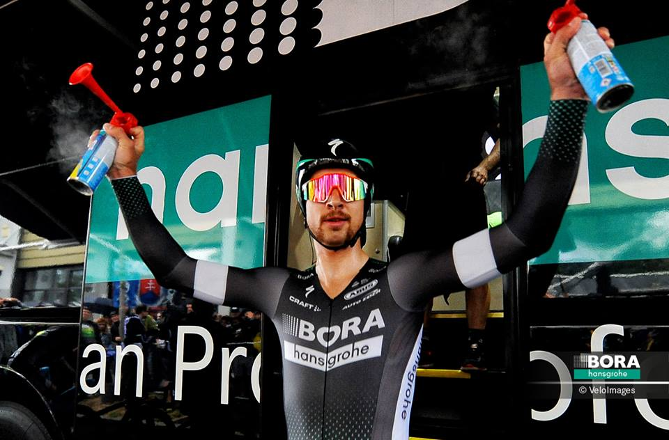 Peter Sagan ya no está en el Tour de Francia